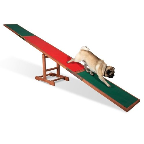 Large Outdoor Seesaw for Dogs