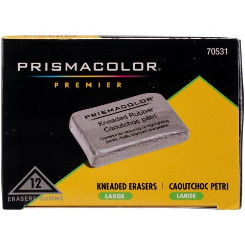 Prismacolor Kneaded Eraser 12/Pkg-