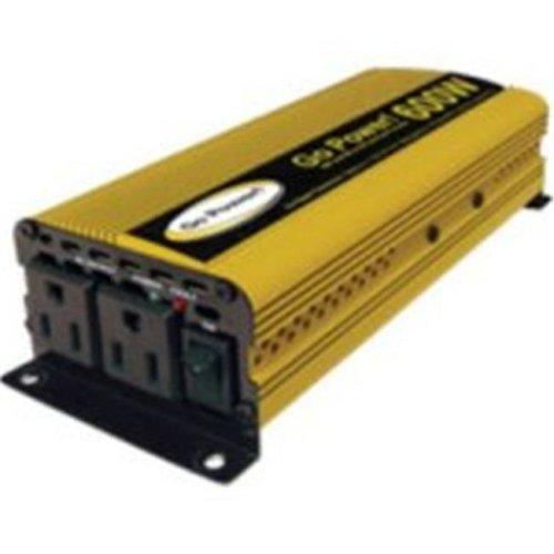 Carmanah Technologies GP-600 600 WATT MODIFIED SINE WAVE INVERTER 12V