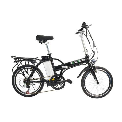 "Byocycle City Speed 20"" 6 Speed Folding Folder 250W 36V Electric Bike Cycle"