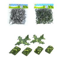 Army Men Action Figure Models Toy Soldiers Toy Gifts/Toy Trucks/Toy Tanks-200PCS