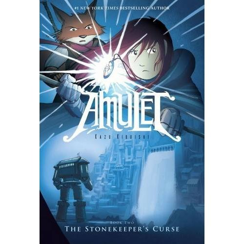The Stonekeeper's Curse (Amulet)