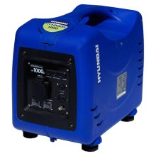 Hyundai HY1000Si Leisure Petrol Inverter Generator 1kW/1.25kVA