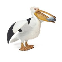 "Papo ""Pelican"" Figure (Multi-Colour)"