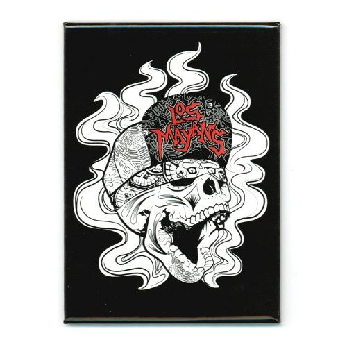 Sons Of Anarchy Los Mayans Magnet
