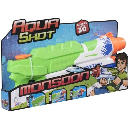 Aqua Shot Monsoon Water Blaster