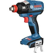 Bosch Professional GDX 18 V-EC Cordless Impact Driver (Without Battery and Charger) - L-Boxx