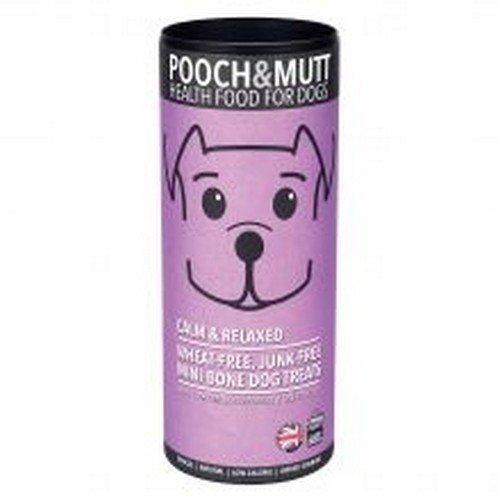 Pooch & Mutt Calm & Relaxed Mini Bone Dog Treat