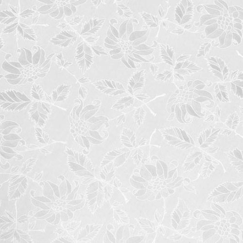 d-c-fix Decor Self-Adhesive Transparent Vinyl Window Film Damask 450mm/m