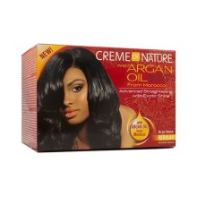 Crème of Nature Argan Oil Relaxer Regular
