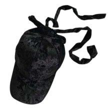 Fashion Hats Adjustable Cap Baseball Cap Outdoor Sport Sun Hats, Black