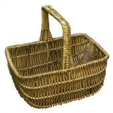 Mini Southport Wicker Shopping Basket