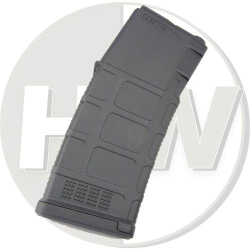 Airsoft Single Pts Beta Project Pmag X1 M Series Mid Cap Magazine Black Swat 140Rds