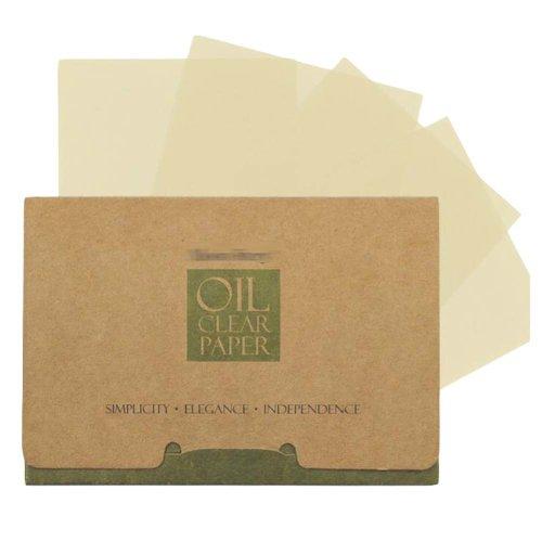 Green Tea Bangs Facial Oil Absorbing Sheet, 300 sheets