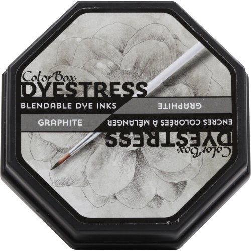Colorbox Dye-Stress Inkpad-Graphite
