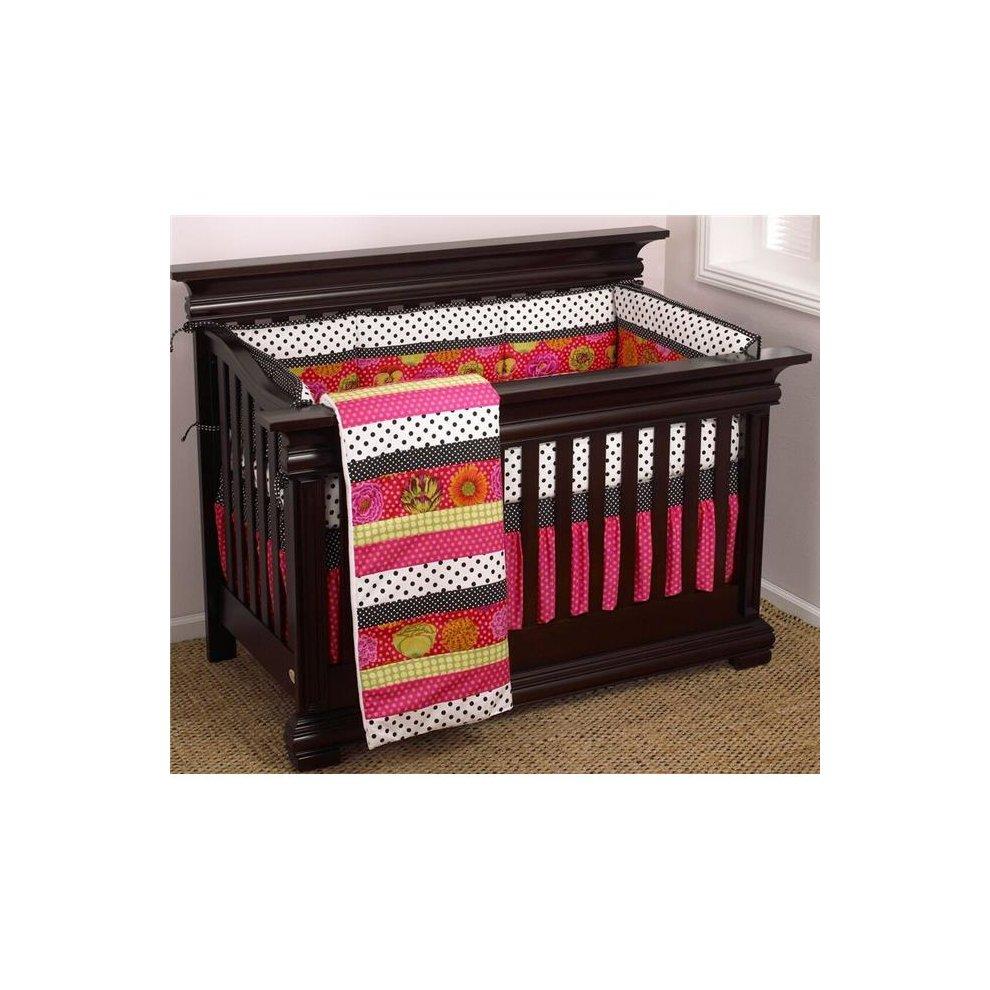 Cotton Tale Tu8s Tula 8 Piece Crib Bedding Set On Onbuy