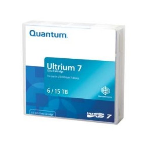 Quantum MR-L7MQN-02 15GB LTO blank data tape