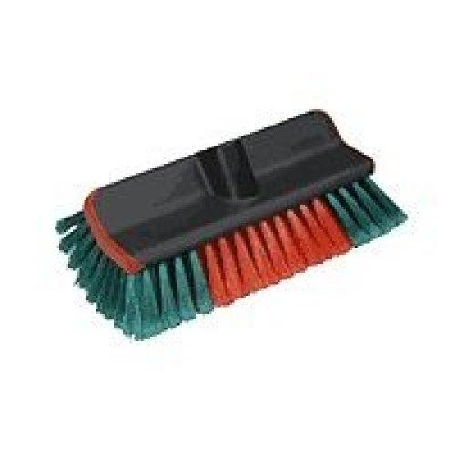 Vikan - High / Low Car Wash Brush Head, Waterfed, 280mm, Soft