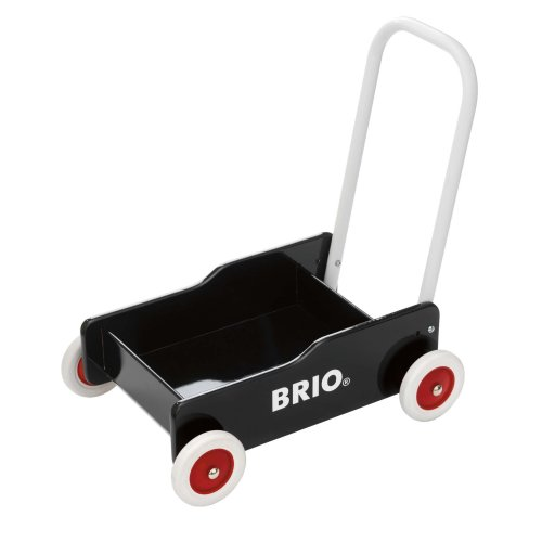 BRIO 31351 Toddler Wobbler Black