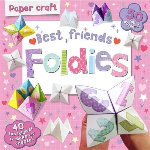 Papercraft Foldies 6+