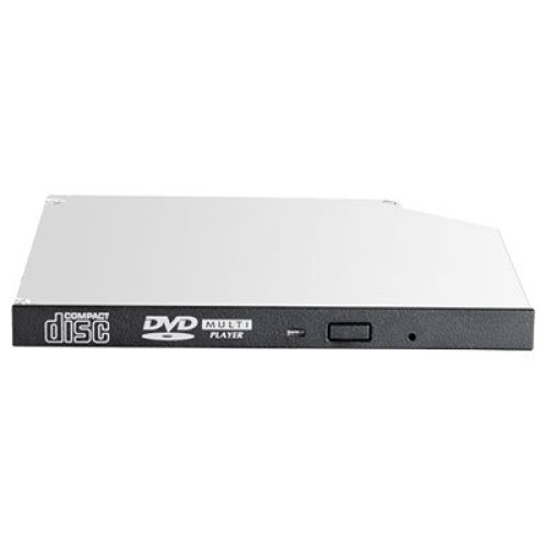 Hewlett Packard Enterprise 726536-B21 Internal DVD-ROM Black optical disc drive