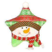Adorable Christmas Home Decorative Cushion Throw Pillows Plush Stuffed Gift A