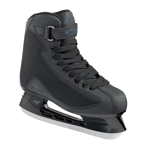Roces RSK 2 Men's Ice Skates - Black, 41 EU