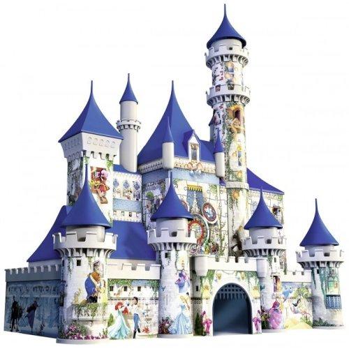 3D Jigsaw Puzzle - Disney Castle