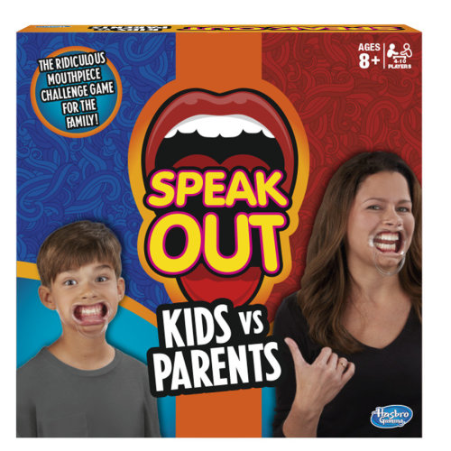 Speak Out: Parents vs Kids