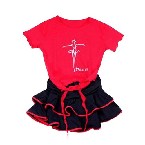 Comfortable Baby Dance/Sport/Performance Dress with Shirt