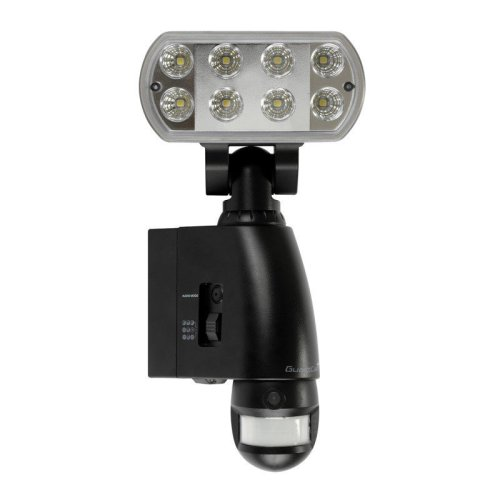 GUARDCAM-LED Combined CCTV Camera and Security Flood Light