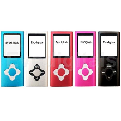 16GB Evo Elite MP3 Music Video Player With FM +