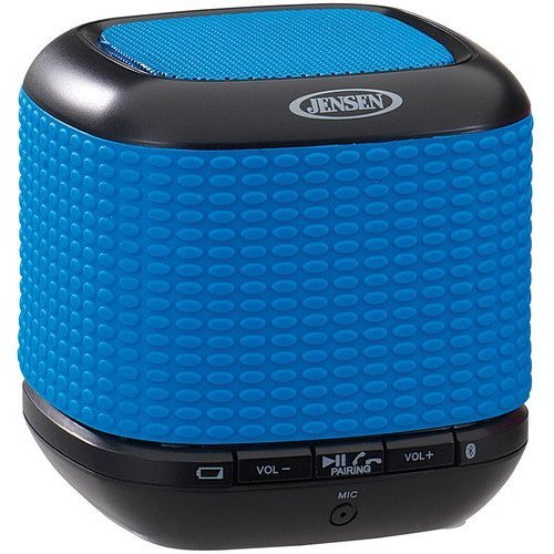 Jensen SMPS621BL Portable Bluetooth Speaker Blue
