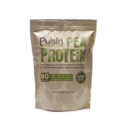 Pulsin - Pea Protein Isolate Powder 1000g