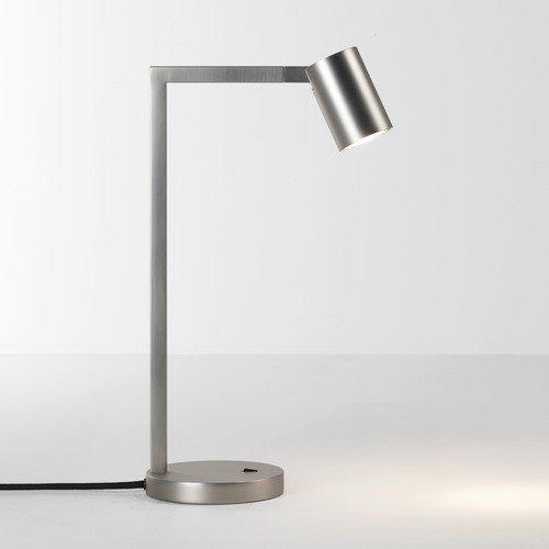 Ascoli Matt Nickel Desk Lamp - Astro Lighting 4581