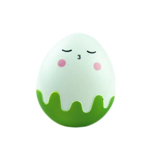 Cute Creative Little Egg Contact Lens Cases For Sweetheart-Green