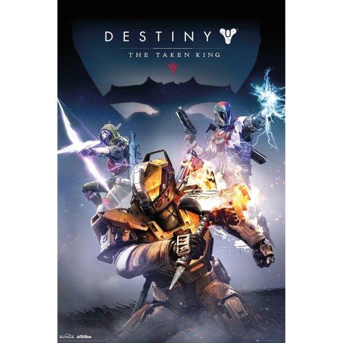 Destiny Taken King Maxi Poster