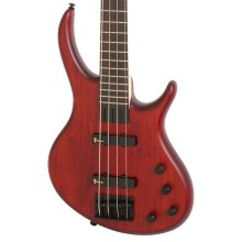 Epiphone Toby Deluxe-IV Active Bass Guitar Walnut