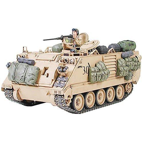 Tamiya 300035265–1: 35US M113A2Man Transporter Desert (2)