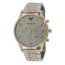 Emporio Armani Two-Tone Mens Watch AR1864