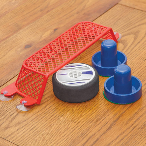 Air Hockey - Table Play Game Puck Battery Tabletop Turn Any Your -  air hockey table play game puck battery tabletop turn any your