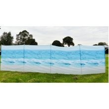 OLPRO The Beach 4 Pole Compact Windbreak (Steel poles)