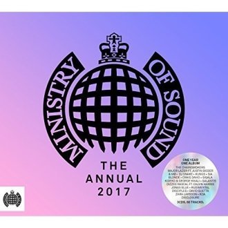 The Annual 2017 | 3 CD Album Set