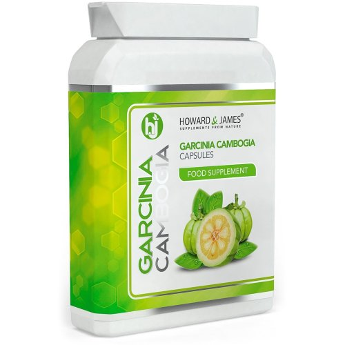 Garcinia CAMBOGIA | 1000mg Daily Serving | Pure Whole Fruit | High Strength Capsules | Max Strength Tablets for Men and Women | 100% Money Back...