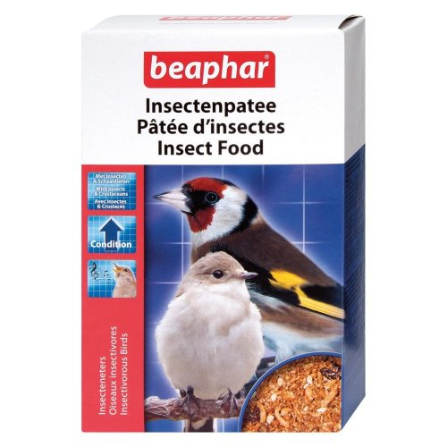 Beaphar Dried Insect Food 350g (Pack of 6)