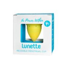 Lunette  Menstrual Cup Yellow Model 1 Single
