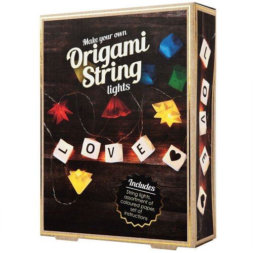 Fizz Creations Make Your Own Origami String Lights