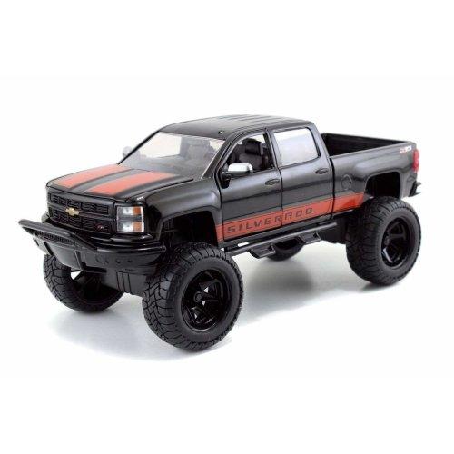 Jada 1:24 2014 Chevy Silverado Off Road - JA97476