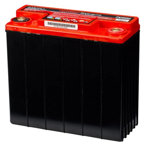 Odyssey AGM Battery 16 Ah Motor Vehicle Power Charger Electrical Systems PC680