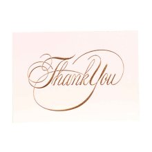 6 Pcs Premium Greeting Card Holiday Greeting Card Business Thank You Card [A]